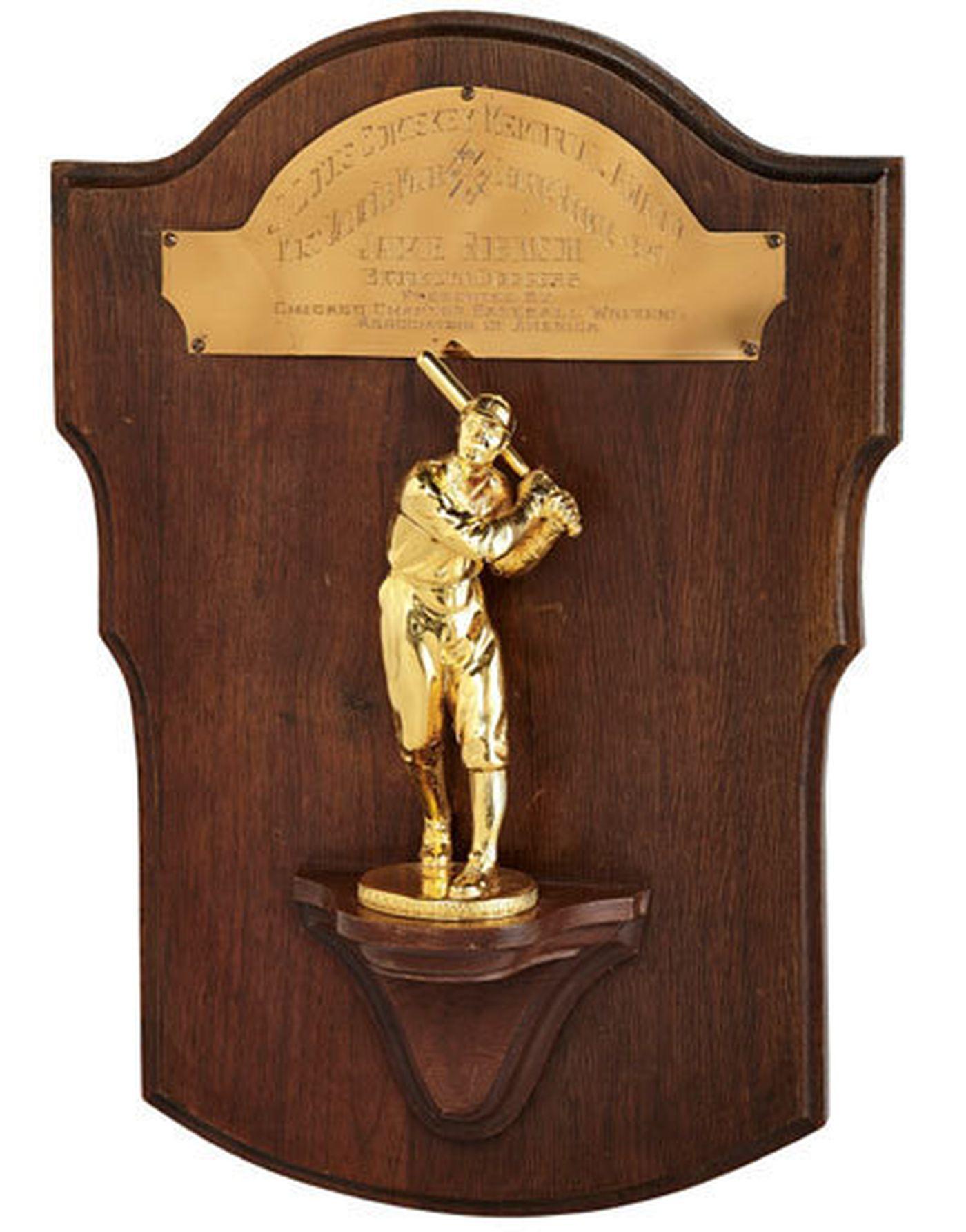 Jackie Robinson Award